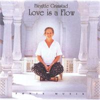 Birgitte Grimstad - CD - Love is a flow