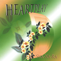 SHA-NA-RA  Heartplay  CD Image