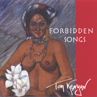Tom Kenyon - CD - Forbidden Songs