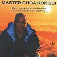 Master Choa Kok Sui - CD - Meditation über zwei Herzen und Selbstheilung