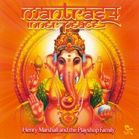 Henry Marshall - CD - Mantras 4 Inner Peace