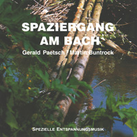 Martin Buntrock  Spaziergang am Bach  CD Image