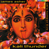 James Asher - CD - Kali Thunder