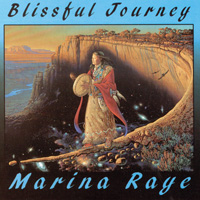 Marina Raye  CD Blissful Journey