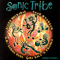 Various Artists - CD - Sonic Tribe
