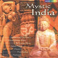 Various Artists: CD Mystic India