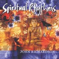 John Richardson - CD - Spiritual Rhythms