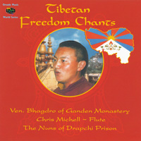 Bhagdro / Michell - CD - Tibetan Freedom Chants
