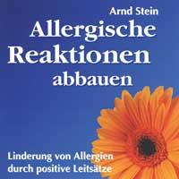Arnd Stein - CD - Allergische Reaktionen abbauen