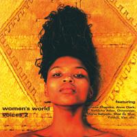Sampler: Blue Flame - CD - Women's World Voices Vol. 2