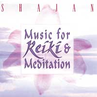 Shajan: CD Music For Reiki & Meditation