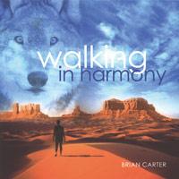Brian Carter - CD - Walking in Harmony