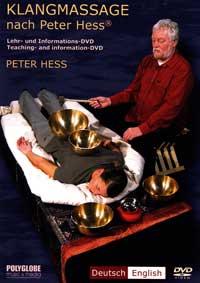 Peter Hess: DVD Klangmassage nach Peter Hess