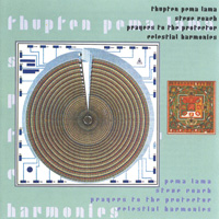 Tupten Pema Lama & Steve Roach: CD Prayers To The Protector