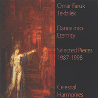 Omar Tekbilek Faruk: CD Dance Into Eternity
