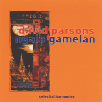 David Parsons - CD - Ngaio Gamelan