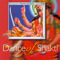 Prem Joshua - CD - Dance Of Shakti