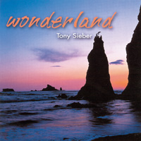 Tony Sieber  CD Wonderland