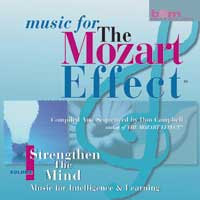 Don Campbell: CD Mozart Effect, Vol. 1 - Strengthen the Mind