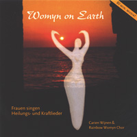 Carien Wijnen & Friends - CD - Womyn on Earth