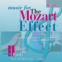 Don Campbell: CD Mozart Effect, Vol. 2 - Heal the Body