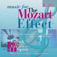 Don Campbell - CD - Mozart Effect, Vol. 3 - Unlock Creative Spirit