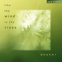 Deuter: CD Like the Wind in the Trees