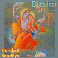 Harida & Sandhya - CD - Bhakti - Songs of Devotion