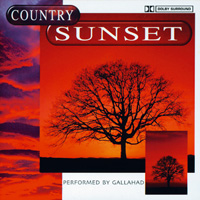 Gallahad: CD Country Sunset