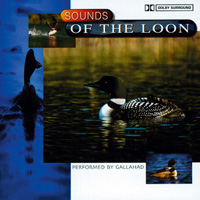 Gallahad: CD Sounds of the Loon