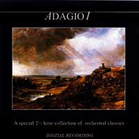 Sampler: Celestial Harmonies: CD Adagio Vol. 1