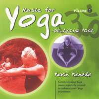 Kevin Kendle - CD - Music for Yoga