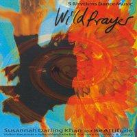 Volker Kaczinski & Susannah: CD Wild Prayer - 5 Rhythms Dance Music