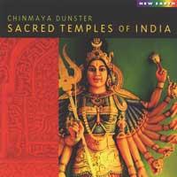 Chinmaya Dunster: CD Sacred Temples of India