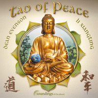 D. Evenson & Li Xiangting - CD - Tao of Peace