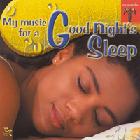 Sampler: Oreade: CD My Music For A Good Night's Sleep
