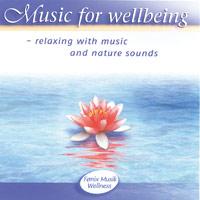 Sampler: Fönix - CD - Music for Wellbeing