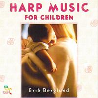 Erik Berglund  CD Harp Music For Children
