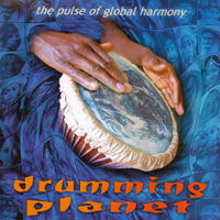 Various Artists - CD - Drumming Planet