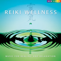 Kamal Deuter & Anugama: CD Reiki Wellness