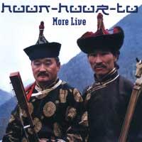 Huun-Huur-Tu: CD More Live