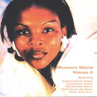 Sampler: Blue Flame - CD - Women's World Voices 4