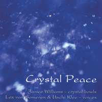 Lex Someren van & Uschi Klee: CD Crystal Peace