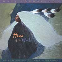 Mary Youngblood - CD - Heart Of The World