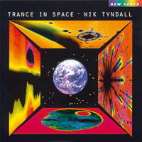 Nik Tyndall - CD - Trance in Space