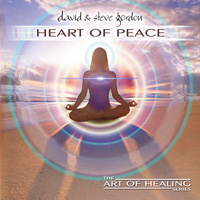 David Gordon & Steve: CD Heart of Peace
