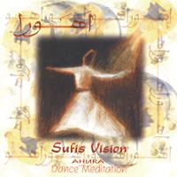 Ahura - Mohammad Eghbal - CD - Sufis Vision