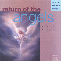 Philip Chapman: CD Return of the Angels