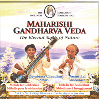 D Chaudhuri & Anant Lal: CD Music for Celebration Vol. 12/1