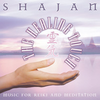 Shajan: CD Healing Touch